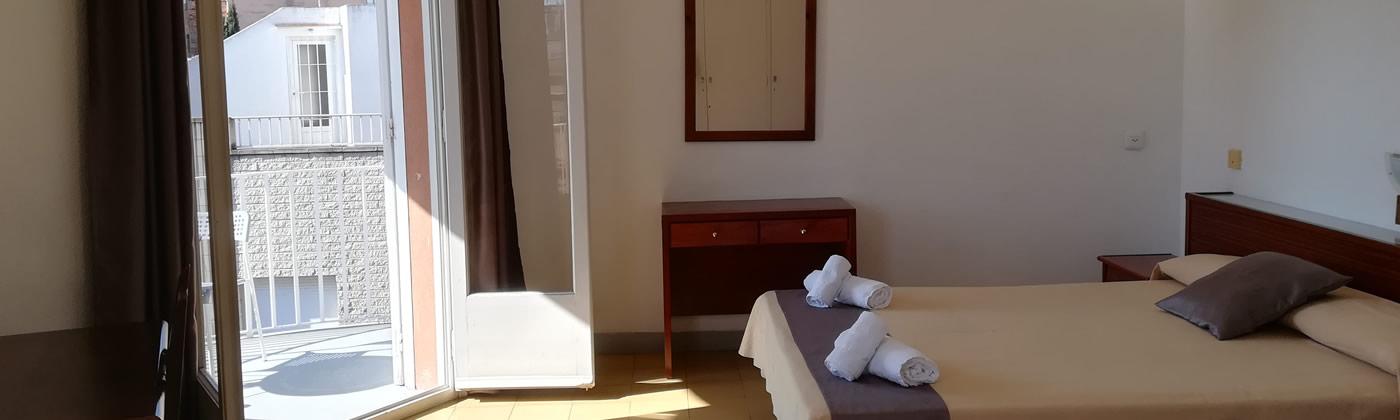 Habitacions - Hotel Gesòria Porta Ferrada | Sant Feliu de Guíxols
