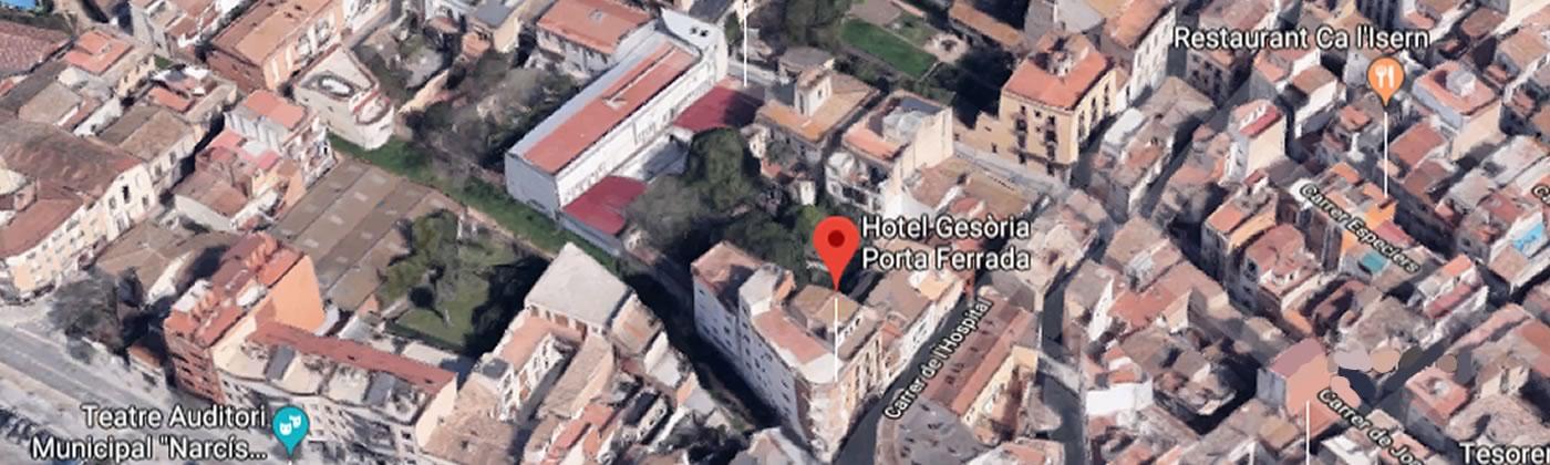 On som - Hotel Gesòria Porta Ferrada | Sant Feliu de Guíxols